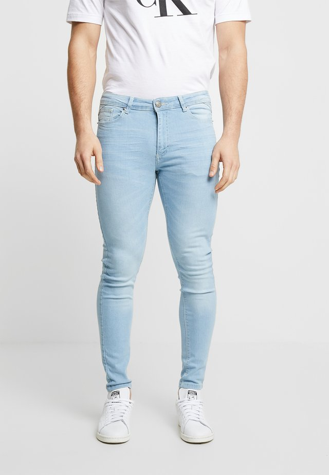 ESSENTIAL - Jeans Skinny Fit - stone blue
