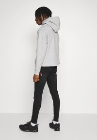 11 DEGREES - ESSENTIAL DISTRESSED - Jeans Skinny - washed black - 2