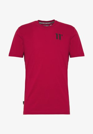 CORE  - Camiseta básica - ski patrol red