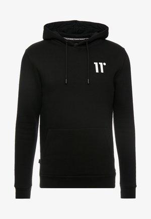 CORE HOODIE - Jersey con capucha - black