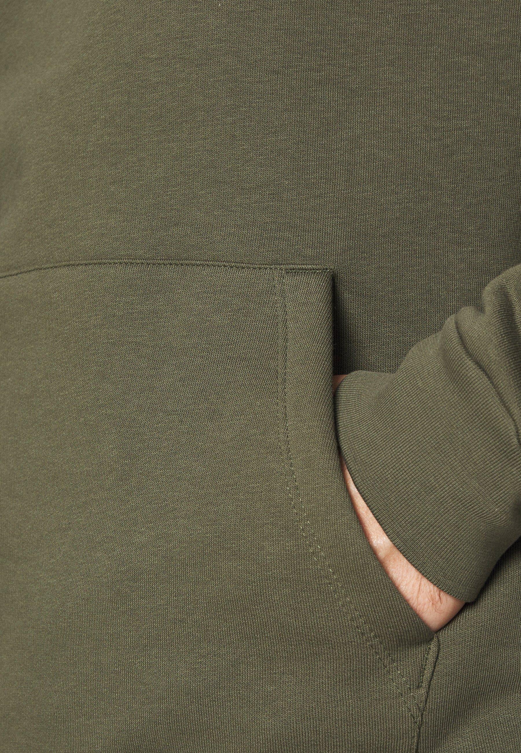 11 Degrees Core Hoodie - Hættetrøjer Khaki
