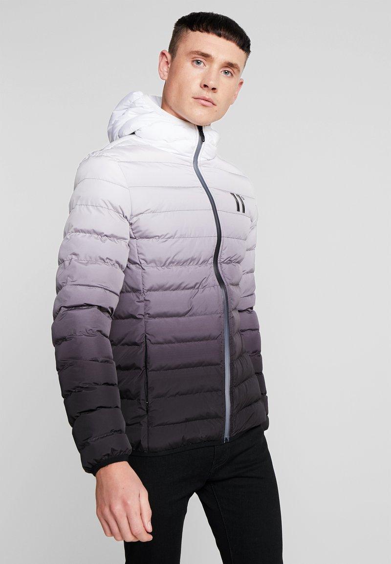 11 DEGREES - SPACE JACKET - Light jacket - black/white