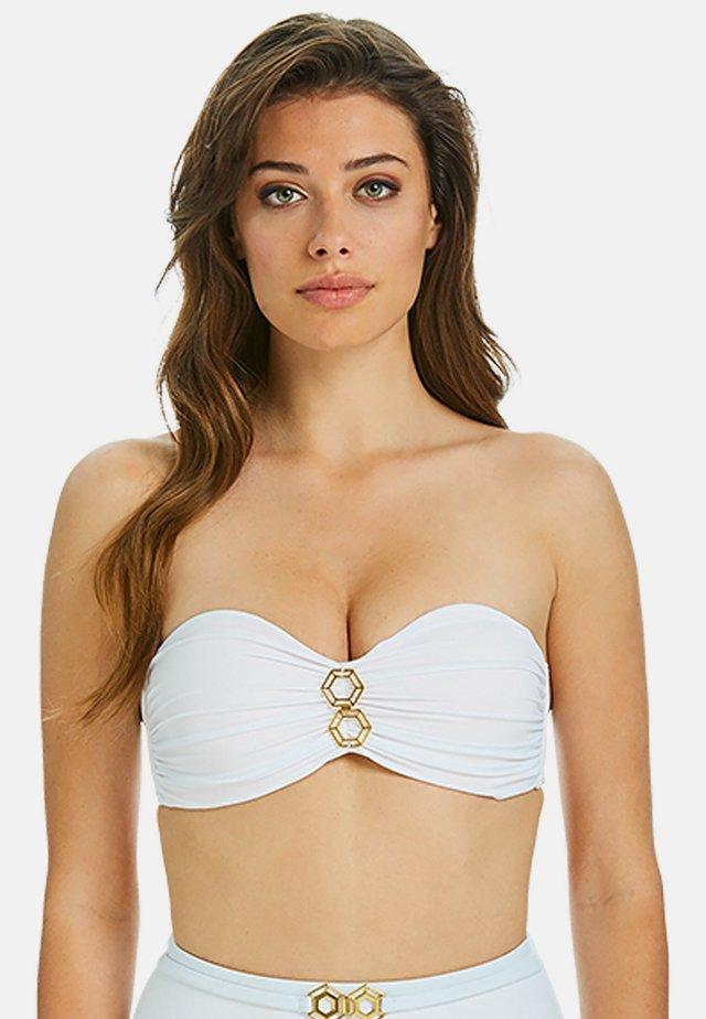 CYBELE - Bikinitop - white