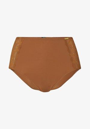 Slip - brown