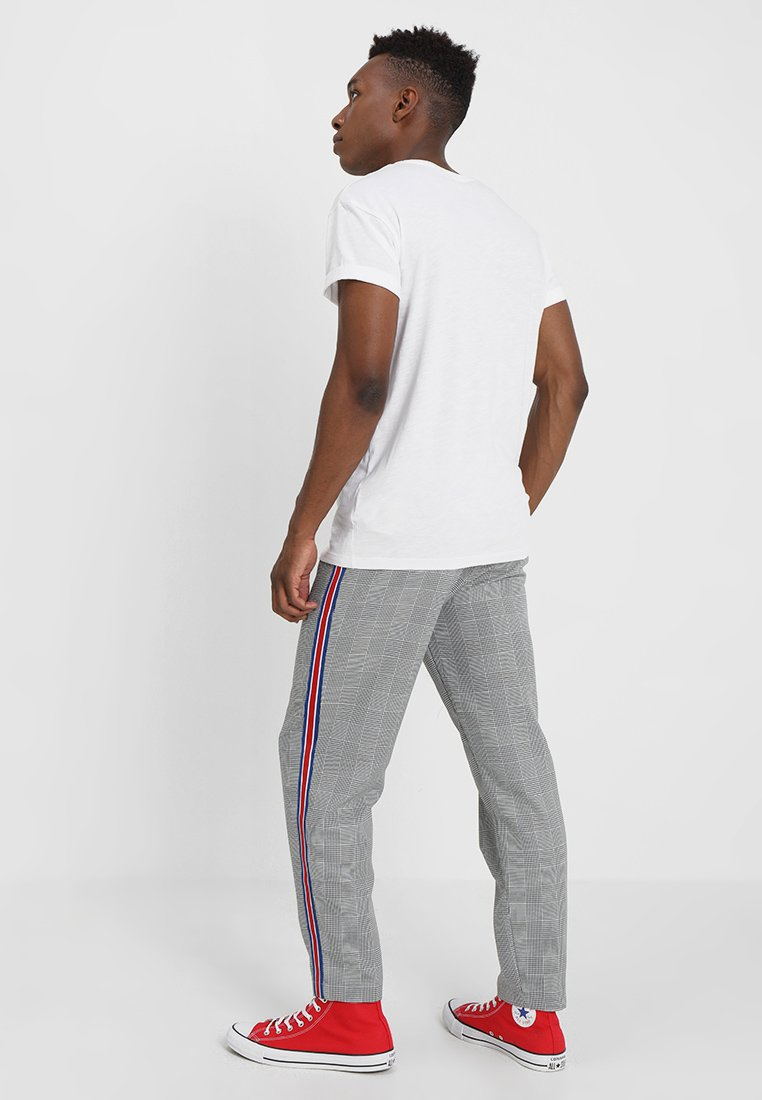 Classique 12 TapePantalon With Midnight Relaxed Trouser Grey NwX0nOPk8Z
