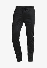 12 Midnight - HERITAGE TAPE JOGGER - Verryttelyhousut - black - 5
