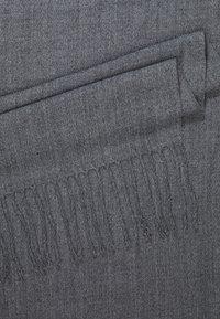 12 Midnight - BLANKET SCARF - Écharpe - grey marl - 2