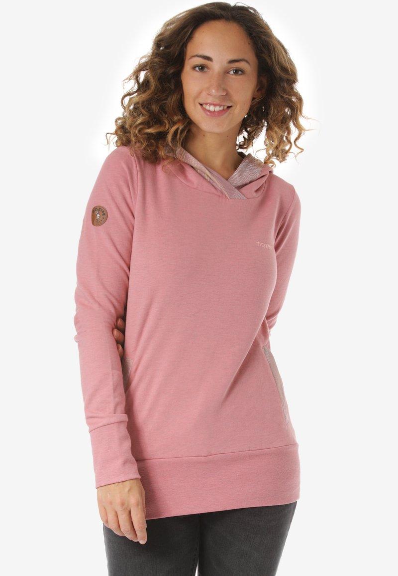 Mazine - Hoodie - pink