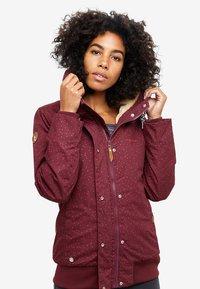 Mazine - CHELSEY - Winter jacket - bordeaux - 0