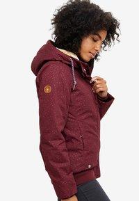 Mazine - CHELSEY - Winter jacket - bordeaux - 2