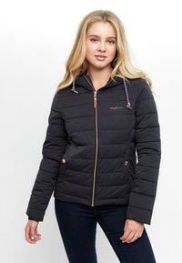 Mazine - JUNEAU - Winter jacket - black - 0