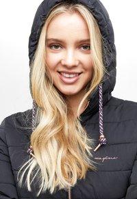 Mazine - JUNEAU - Winter jacket - black - 3