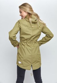 Mazine - LIBRARY LIGHT - Parka - light olive - 1