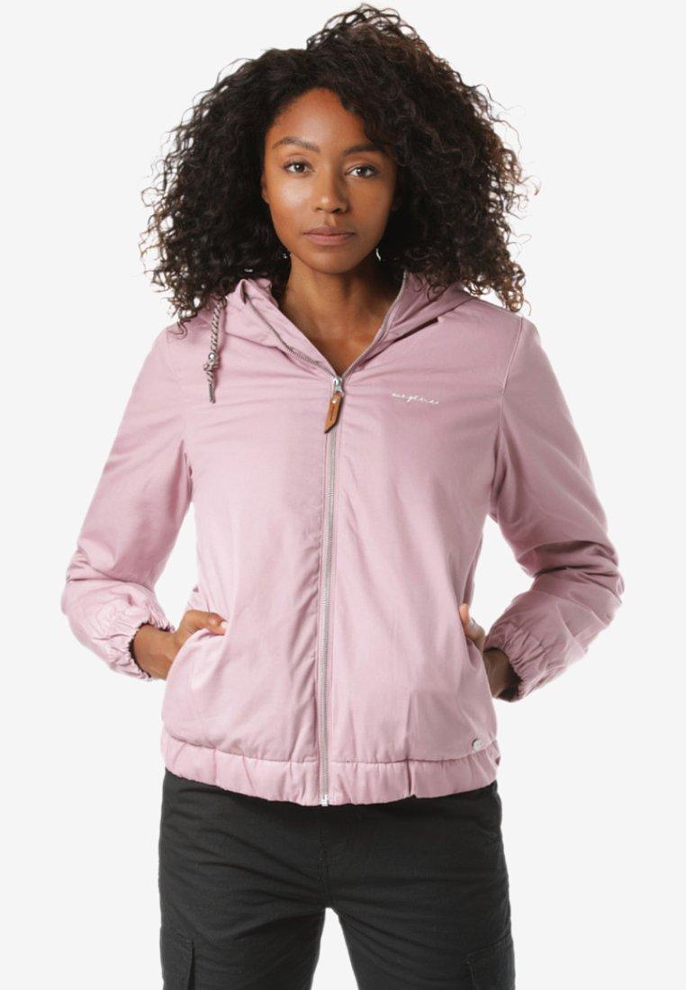 Mazine - LIBRARY - Winter jacket - pink