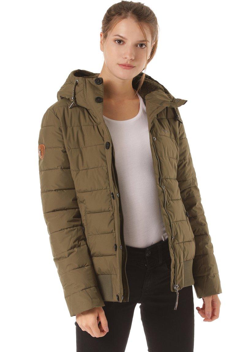 Mazine - Winter jacket - green