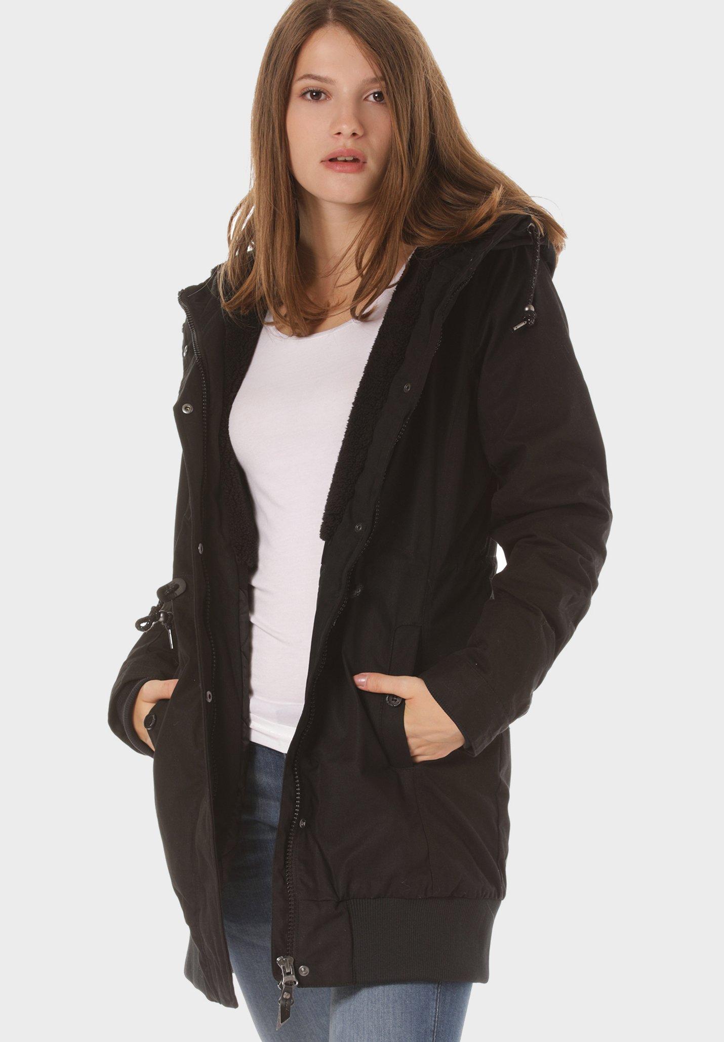 Mazine Chelsey - Winter Coat Black