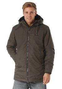 Mazine - Winter coat - green - 0
