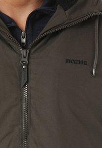Mazine - Winter coat - green - 3