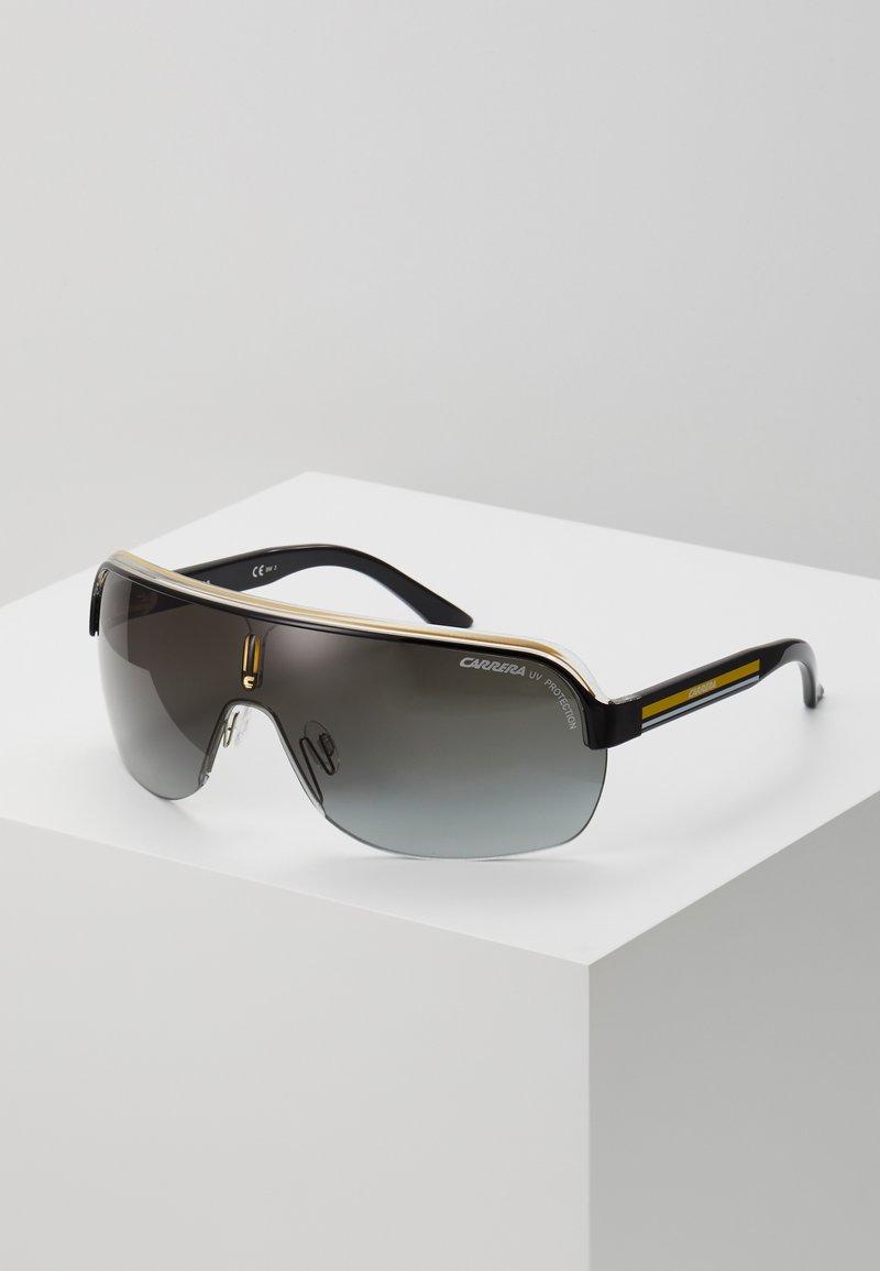 Carrera - TOPCAR  - Sunglasses - black/yellow