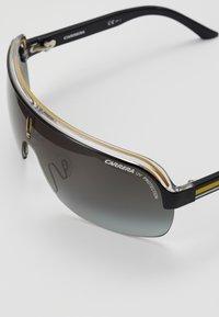 Carrera - TOPCAR  - Sunglasses - black/yellow - 2