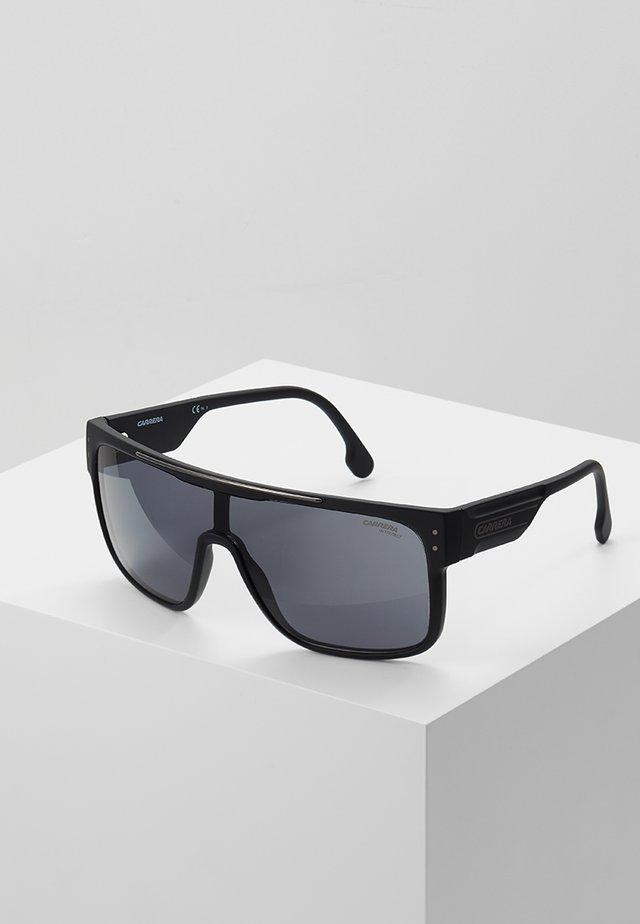 CA FLAGTOP II - Okulary przeciwsłoneczne - black