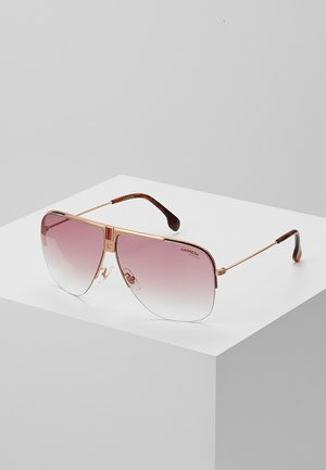 Solbriller - gold-coloured/copper-coloured