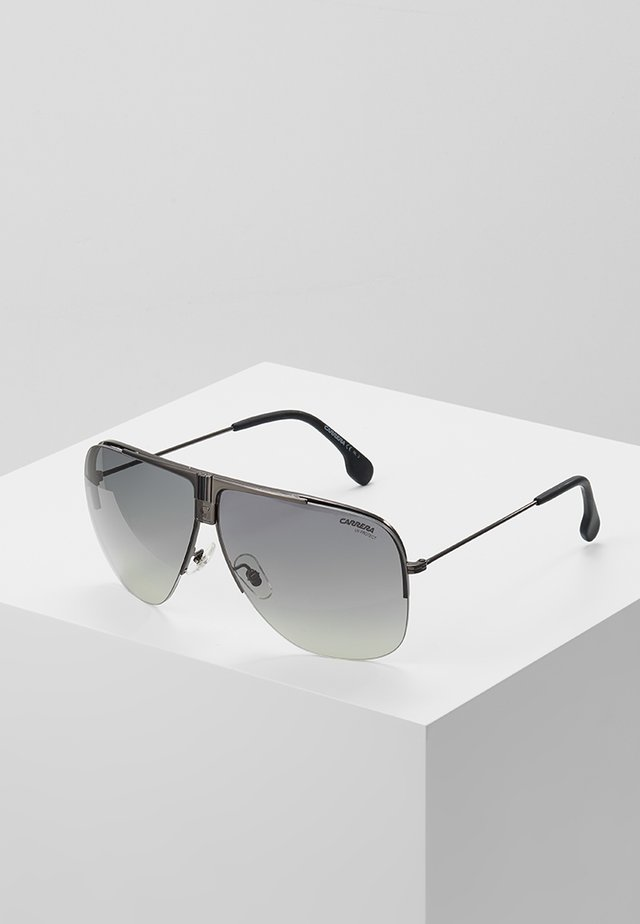 Sunglasses - dark ruth black