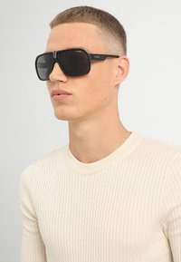 Carrera - Sunglasses - matt black - 1