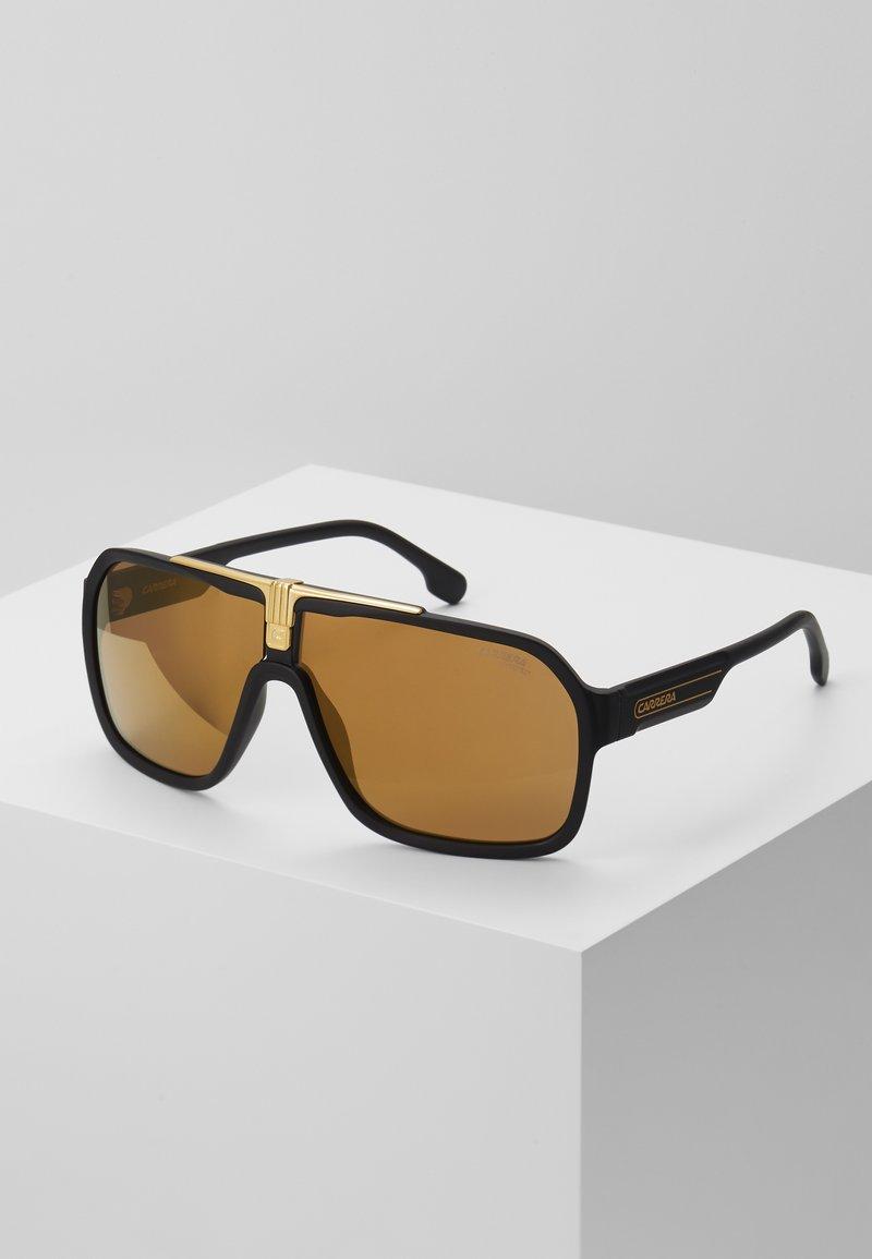 Carrera - Sunglasses - black/gold-coloured