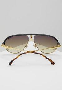Carrera - Sluneční brýle - black/gold - 4