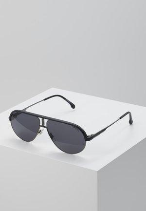 Sluneční brýle - matt black/dark ruthenium