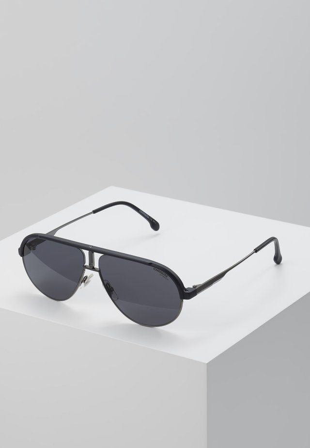 Sunglasses - matt black/dark ruthenium