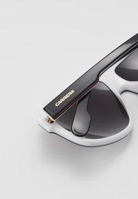 Carrera - Sunglasses - black/white - 3