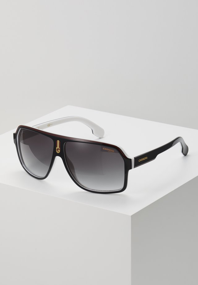 Sonnenbrille - black/white