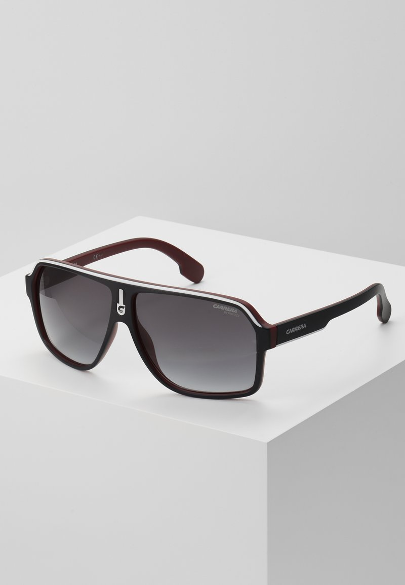 Carrera - Solbriller - black/dark red