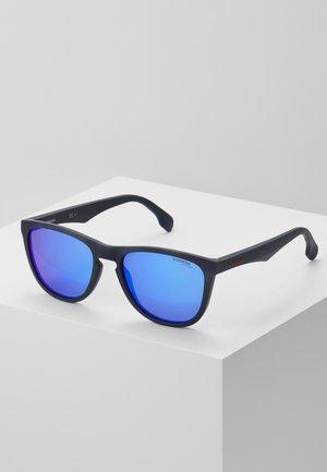 Sunglasses - matt blue