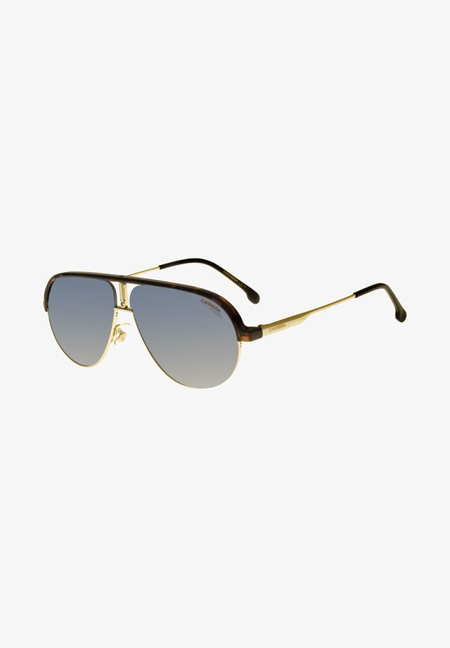 Sunglasses - pale gold/grey shaded