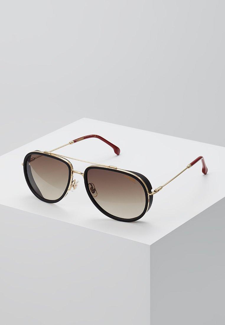 Carrera - Sunglasses - gold-coloured/red
