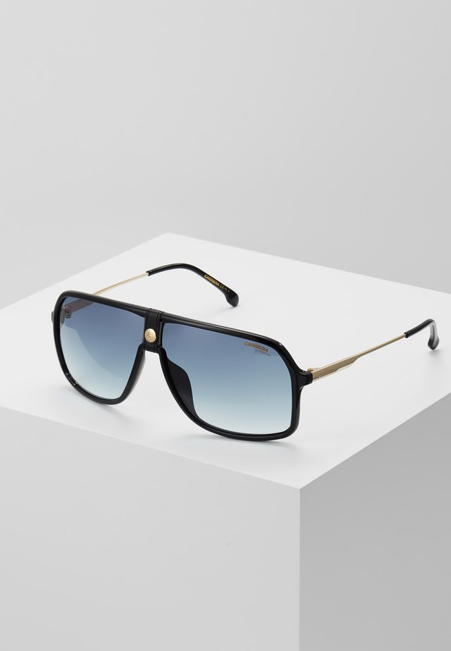 Sunglasses - black/gold