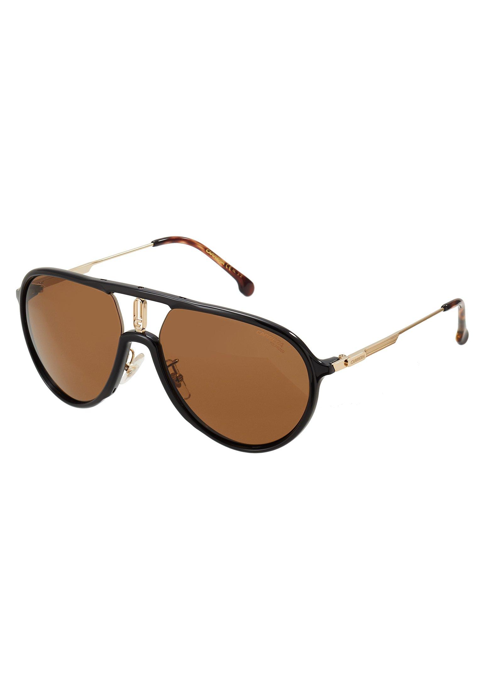 Carrera Okulary przeciwsłoneczne - black/gold