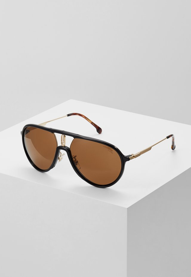 Okulary przeciwsłoneczne - black/gold
