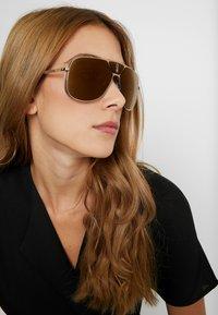 Carrera - Sunglasses - gold-coloured - 1