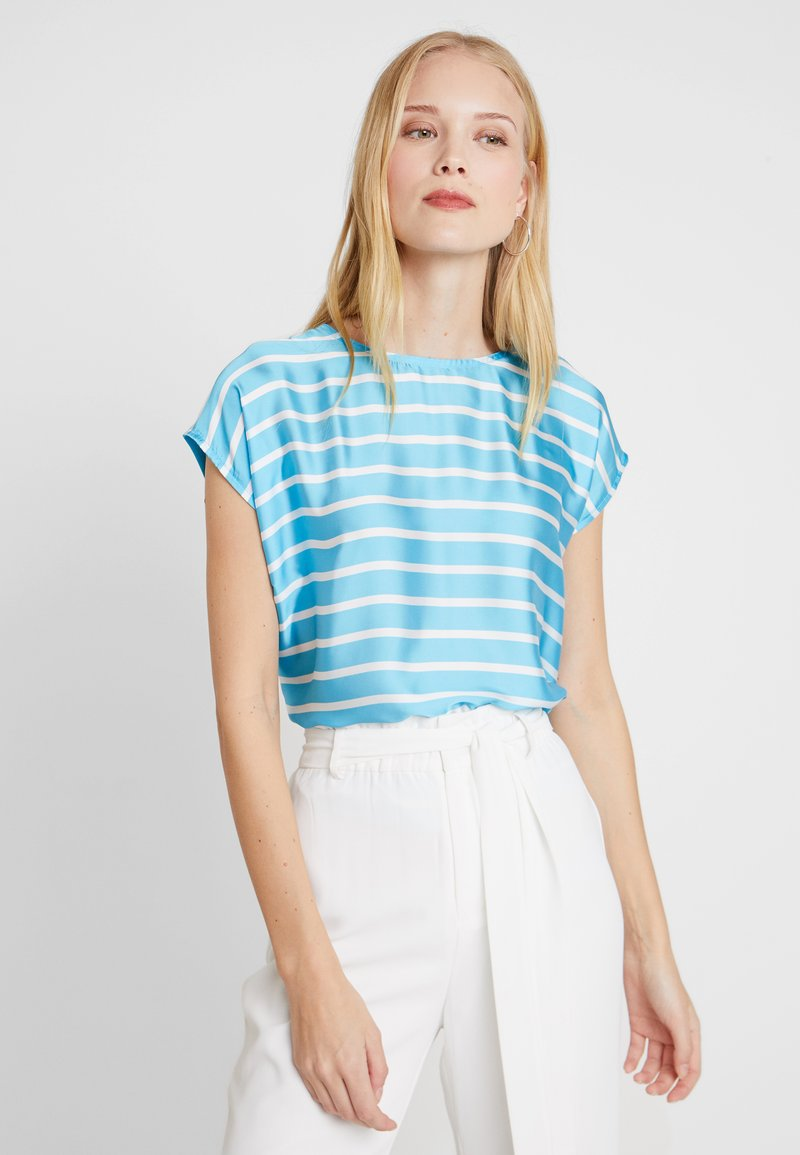 More & More - Bluse - lagoon turquise