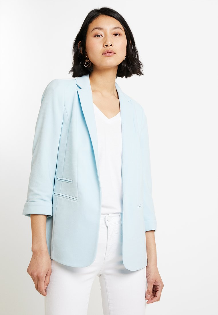 Wallis - SELF BUTTON PONTE - Blazer - sky