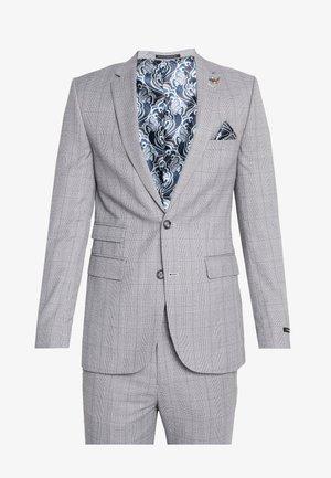 CONNELY  GRINDLE POW SKINNY FIT  - Blazer jacket -  grey