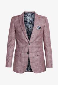 1904 - BUTLER SKINNY FIT SUIT BLAZER - Veste de costume - pink - 6