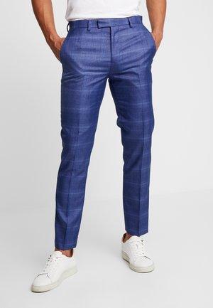 MCGREGGOR  - Oblekové kalhoty - blue
