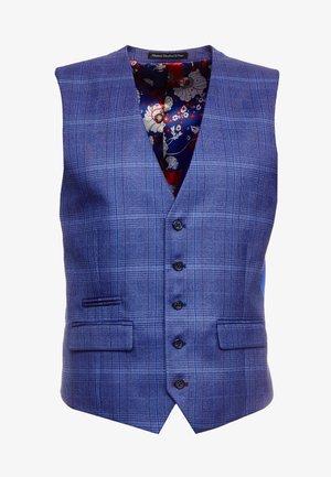 MCGREGGOR  WAISTCOAT - Suit waistcoat - blue