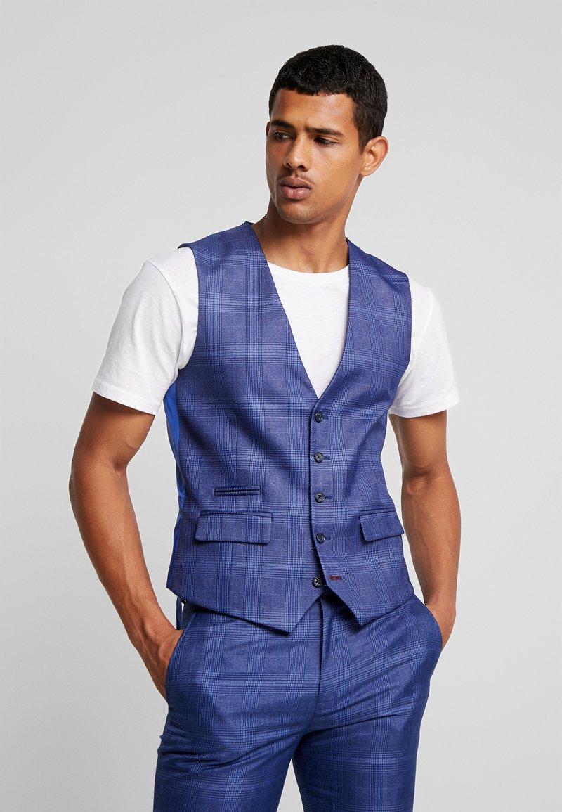1904 - MCGREGGOR  WAISTCOAT - Suit waistcoat - blue