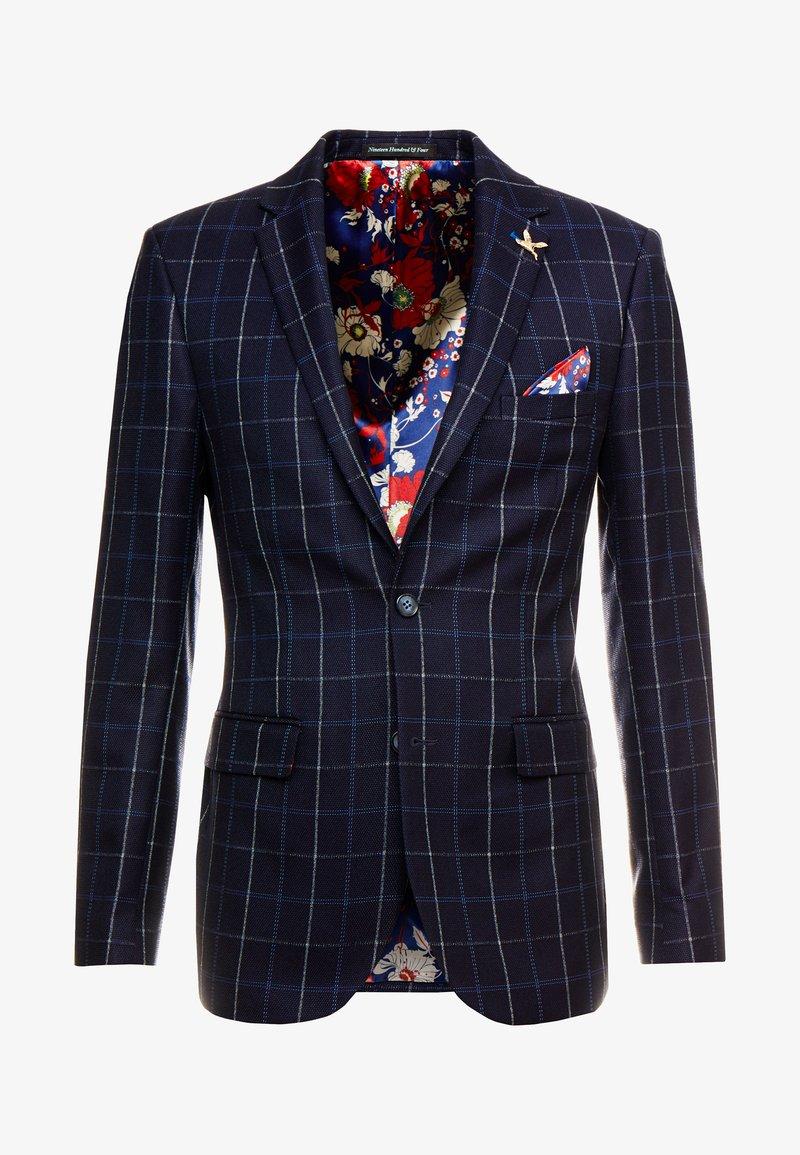 Suit Astaire Navy JacketVeste Costume De 1904 UzGVqSMp